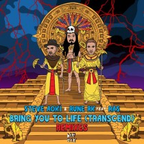 Steve Aoki & Rune RK feat RAS 'Bring You To Life' (Transcend)