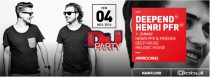 DJ Mag Party avec Deepend & Henri PFR