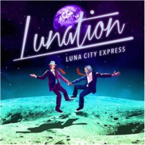 Luna City Express 'Lunation' (Lapsus Music)