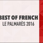 Best of French 2016, le palmarès complet