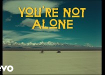 Agoria feat. Blasé 'You're Not Alone'