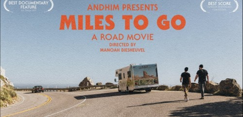 ANDHIM - MILES TO GO (a road movie)